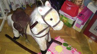 Balancin de caballo