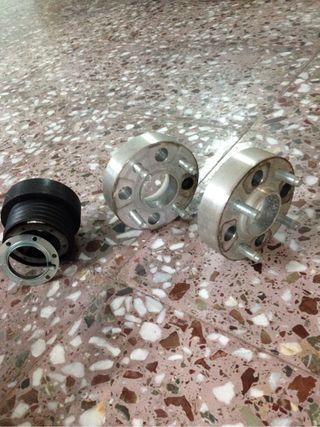 Separadores 35 mm clio2 hechos a medida
