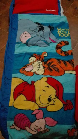 colchón saco para dormir