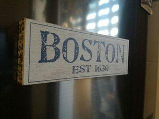IMÁN NEVERA ORIGINAL BOSTON