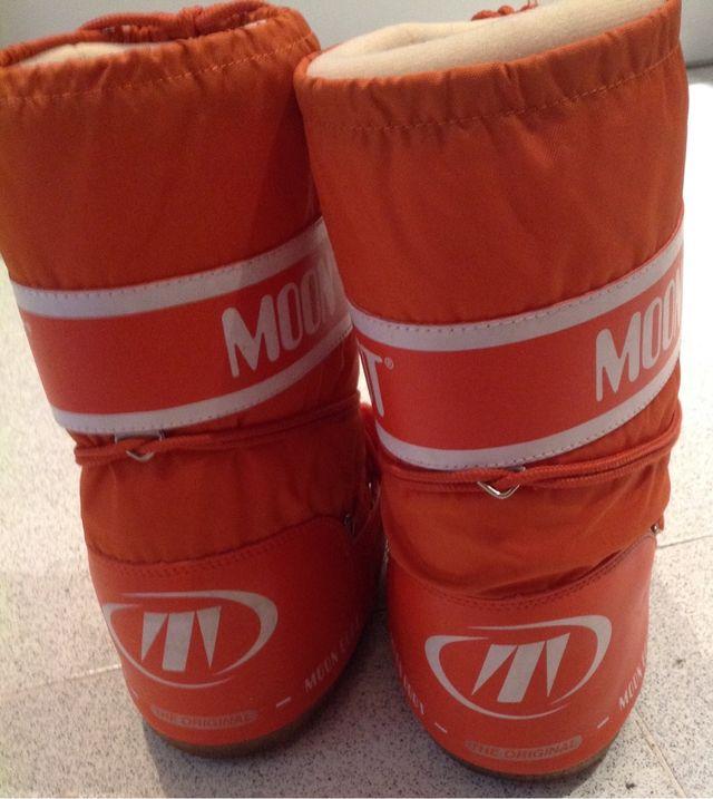 Moon Boots. Botas Apres Ski