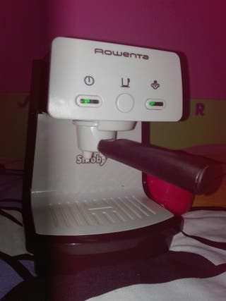 cafetera smoby juguete