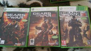 Saga gears of war