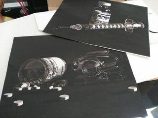litografias MAX PAYNE 3 edicion coleccionista