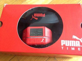 Reloj Pulsómetro Puma Time Cardiac