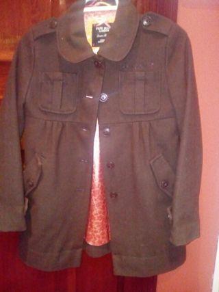 Abrigo,pepe jeans, talla 8