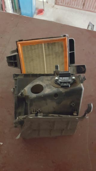 filtro aire caudalímetro y centralita audi a4 b5