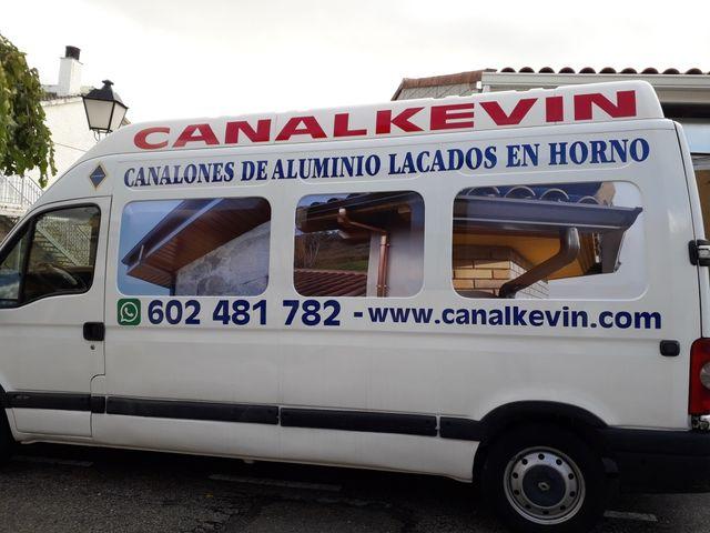 canalkevin.canalones de aluminio