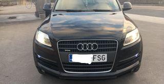 Audi Q7. Con muchos extras: