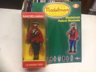 VENDO MADELMAN POLICIA MONTADA DEL CANADA