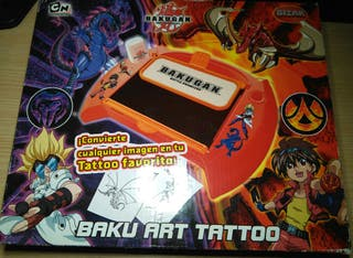 tattoos bakugan BIZAK