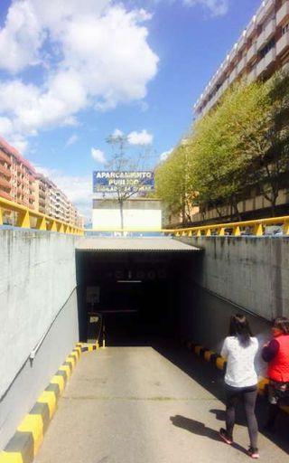 Plaza de Parking - Córdoba - AVENIDA del Aeropuert