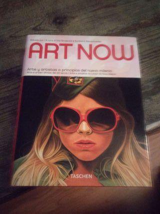 Libro ART NOW