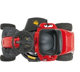 Rider 76 cm (descarga lateral,arranque eléctrico)