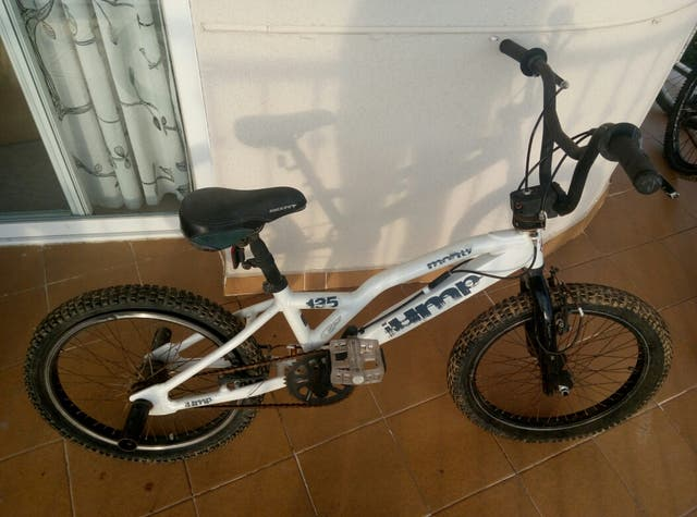 Bicicleta Monty Jump