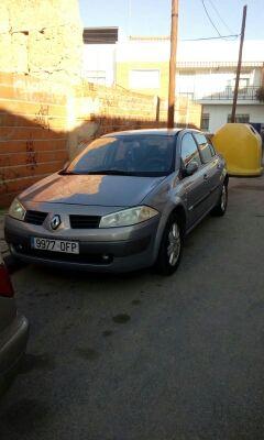 Coche renault megane gasolina