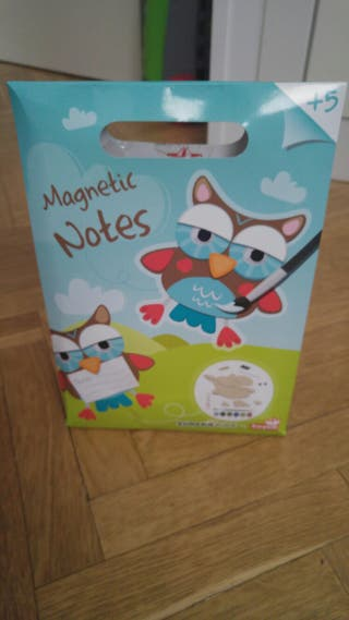 Magnetic Notes de Eureka Kids