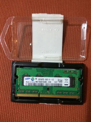 Tarjeta memoria RAM