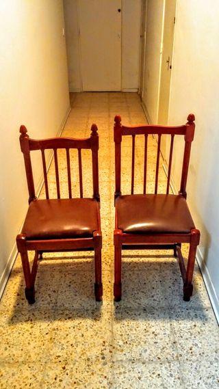 2 sillas por 15€
