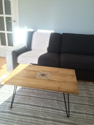 Mesa diseño centro sofa. REBAJADA!