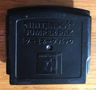 Jumper pak N64