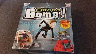 juego de mesa chrono bomb