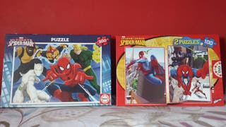Puzzles del Spiderman