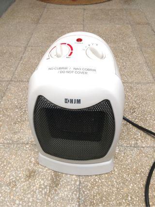Calefactor HJM 624 1500W para baño