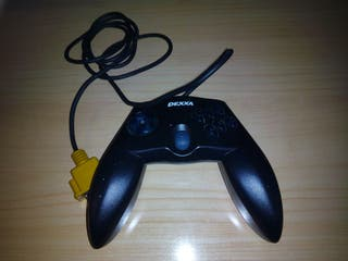 Gamepad puerto juegos