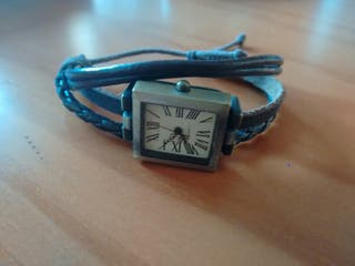 Reloj de cuero