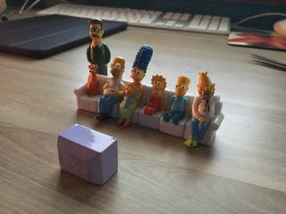 Figuras Los Simpsons
