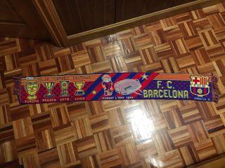 Bufanda FC Barcelona