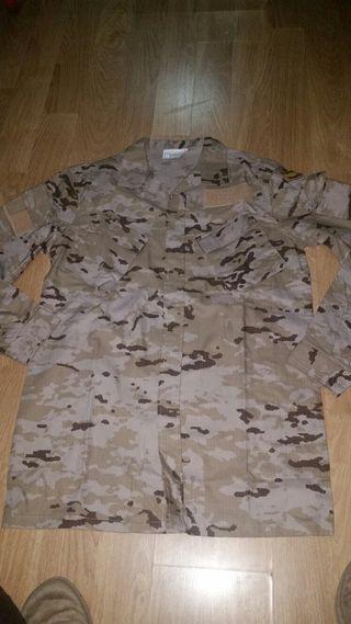 guerrera militar