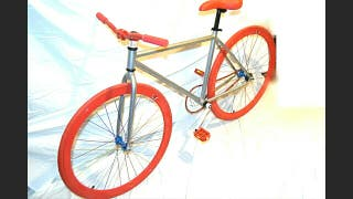 Fixie nueva bici fixed rueda llanta paseo cuadro