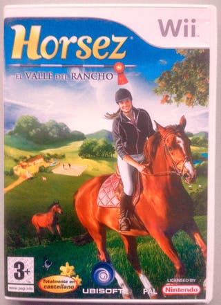 Juego Wii The Horsez