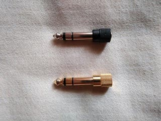 Conectores jack 6.35mm