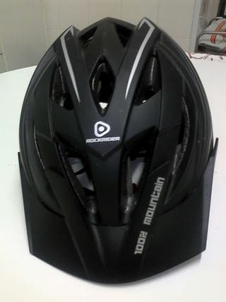 Casco descenso rockrider
