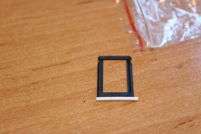 Adaptador para la sim iphone 3g blanco