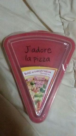 tupper para pizza