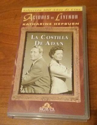 CINTA VHS 'LA COSTILLA DE ADAN'
