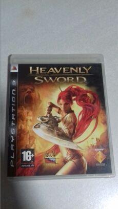 Heavenly Sword para playstation 3