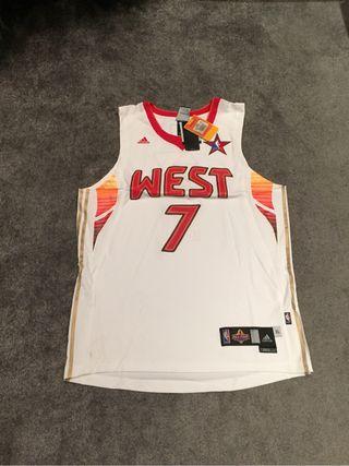 Camiseta baloncesto all star 2009