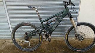 Bicicleta morewood