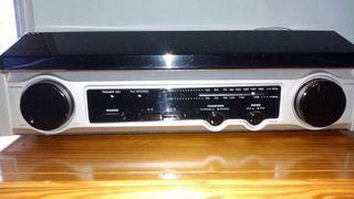 radio/ toca discos