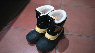 Botas agua o nieve
