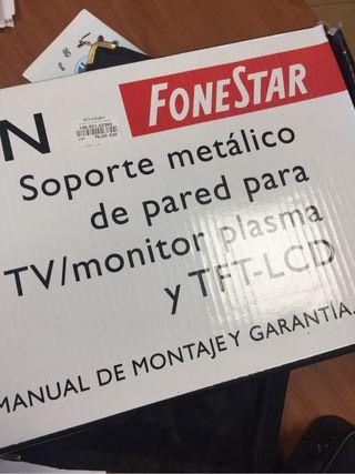 Soporte pared televisión TV NUEVO SIN ESTRENAR