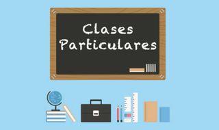 Clases particulares para Primaria o ESO