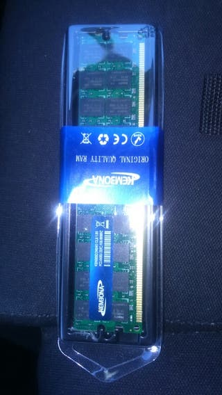 Módulo memoria RAM DDR2 4 Gb