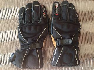 guantes moto FRANK THOMAS invierno antifreeze