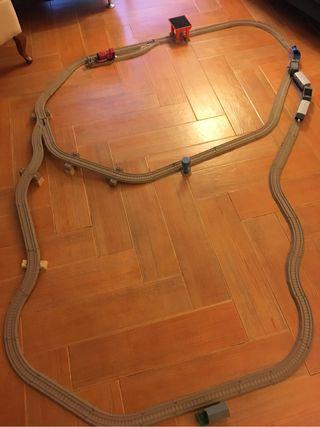 Tren Thomas y sus amigos